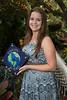 Rebecca Van Horn Day after Graduation