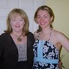 Kaie and her Mother in Paula's apartment before Paula's graduation