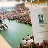 Record-Eagle/Douglas Tesner<br /> <br /> About 200 students participated in the NMC graduation at Traverse City Central High School.  More than 500 students graduated.