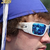 Nashoba Tech graduation. Chad Miner of Pepperell. (SUN/Julia Malakie)