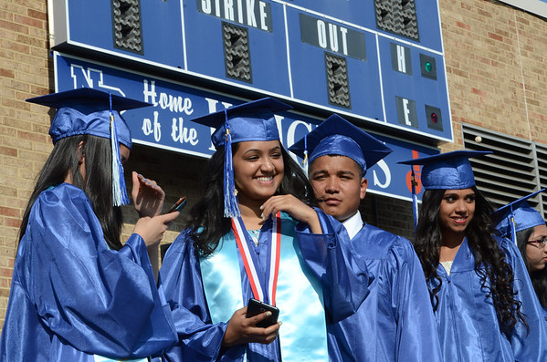 2014 North Penn High School Graduation