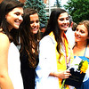 Diane Raver | The Herald-Tribune<br /> Stella Hillenbrand was all smiles following graduation.