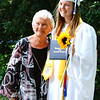 Diane Raver | The Herald-Tribune<br /> Katie Kinker poses for a photo with her grandmother, Irene Dickman.