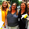 Diane Raver | The Herald-Tribune<br /> Graduates smiled widely following graduation.