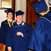 Diane Raver | The Herald-Tribune<br /> Graduates prepare for the ceremony.