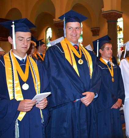 Diane Raver | The Herald-Tribune<br /> Students are excited to be graduating.