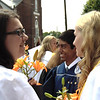 Diane Raver | The Herald-Tribune<br /> Graduates were all smiles after the ceremony.