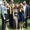Diane Raver | The Herald-Tribune<br /> Curt Eckstein and his family smile for photos.