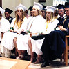 Diane Raver | The Herald-Tribune<br /> Members of the Class of 2018 watch as their classmates receive their diplomas.