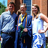 Diane Raver | The Herald-Tribune<br /> Stuart Lamping is flanked by his siblings, Peter and Ella.