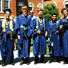 Diane Raver | The Herald-Tribune<br /> This group of friends showed off their diplomas after the ceremony.