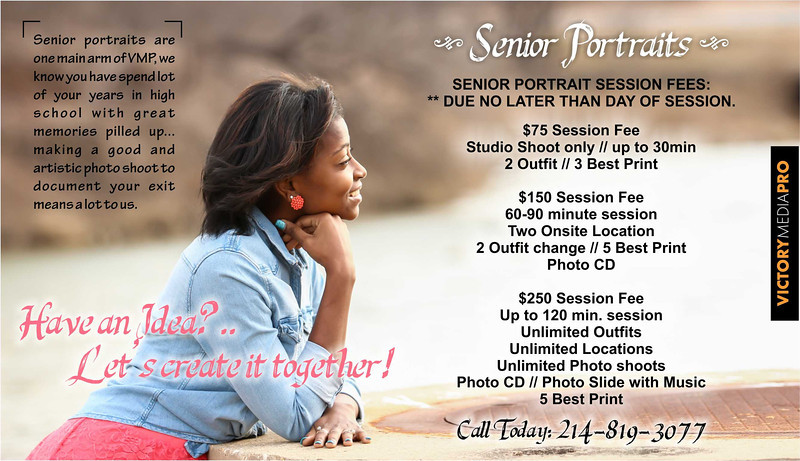 Seniors Photo prize and why