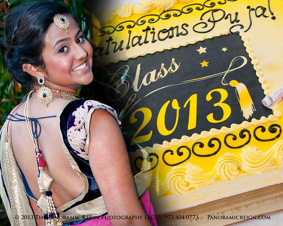 Puja's Graduation Party ~ Pictures