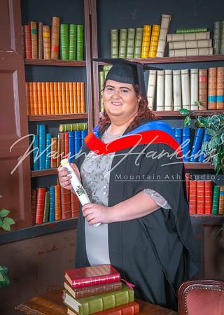 Rhiannon Paine Graduation