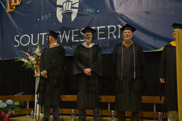 SWOCC 2017 Graduation Diplomas