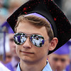 Shawsheen Tech graduation. Noah Canto of Tewksbury. (SUN/Julia Malakie)