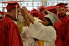 The Souderton Area High School Class of 2014 celebrate the school's 120th Annual Commencement ceremony on Thursday June 12,2014.Photos by Mark C Psoras/The Reporter