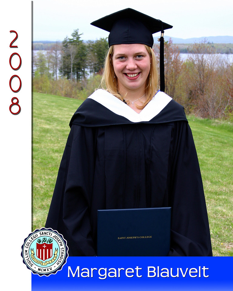 Custom graphic layout for candid graduation photos.  Your name, school, and graduating year are added to add that personal touch to your photos.