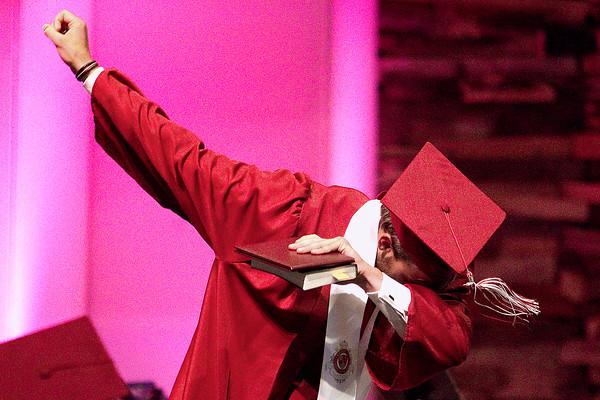 TC Christian Graduation