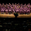 Record-Eagle/Jan-Michael Stump<br /> Fifty-two students graduated from Traverse City High School Friday at Milliken Auditorium.