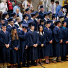 Record-Eagle/Jan-Michael Stump<br /> Traverse City St. Francis graduation Sunday.