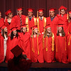 Tyngsboro High graduation. (SUN/Julia Malakie)