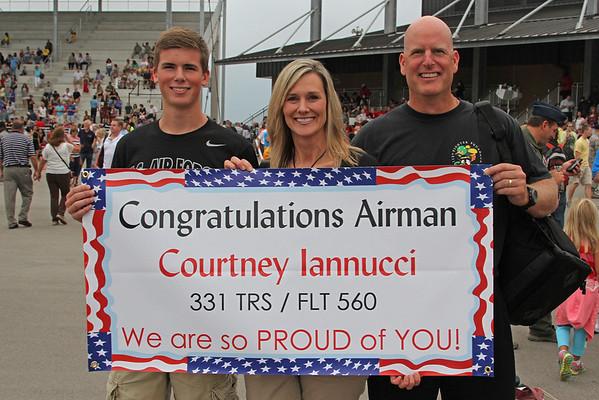 USAF Graduation 3 Oct 2014