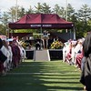 Westford Academy graduation on the turf field Friday. Lowell Sun/Chris Lisinski
