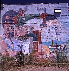 Superior, Arizona, Mural