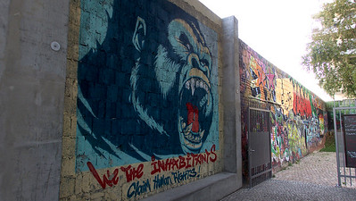 The Wall, Berlin