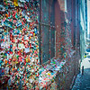 The Gum Wall, Part 2. Pike Place Market, Seattle, WA