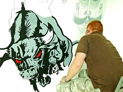 Raging Bull at Sage