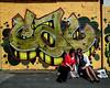 Tyne Bar Grafitti (Cal)