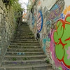Tyne Bar steps