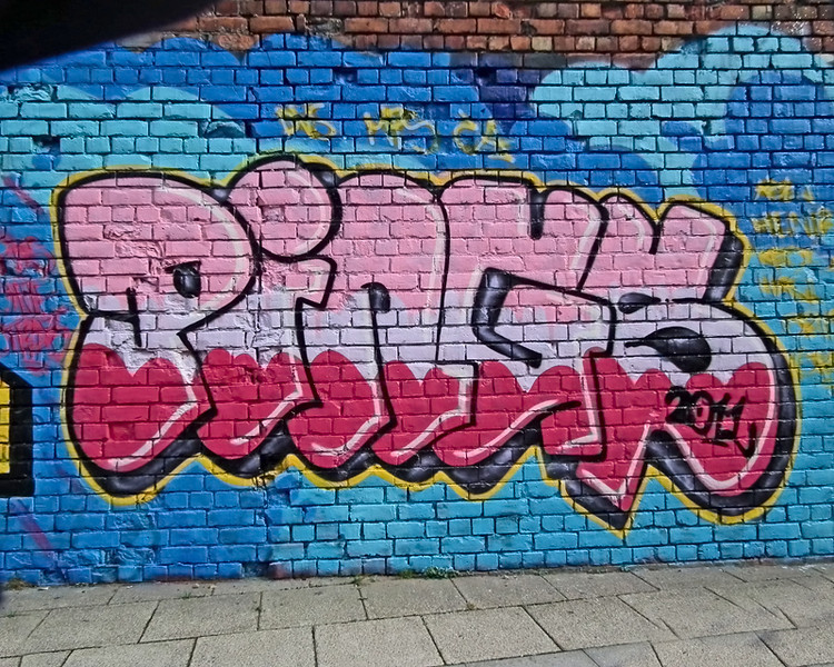 Sage Grafitti Sept