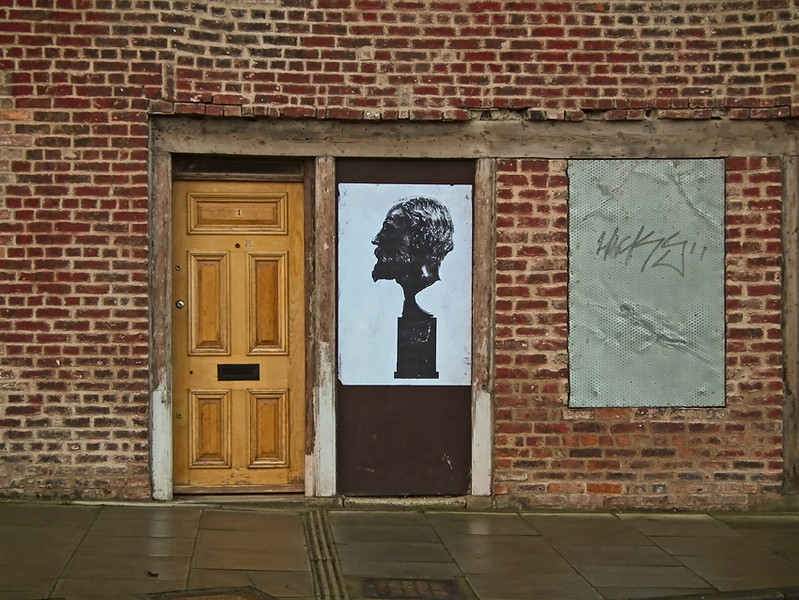 Gaia Streetart Ouseburn Newcastle