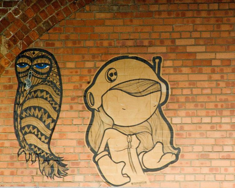 Mr Owl & Cloud Commision