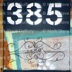 Grafitti, Railroad Train cars, Lafayette, La 063017 001