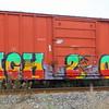 Grafitti, Train, Lafayette, Louisiana 12222017 005