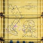 Grafitti, Railroad Train cars, Lafayette, La 063017 002