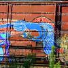 Graffiti, Train, Lafayette, Louisiana 09102017 028