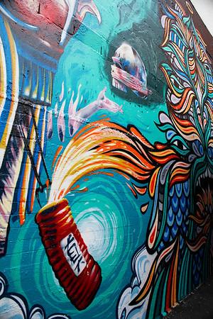 Queensland Graffiti