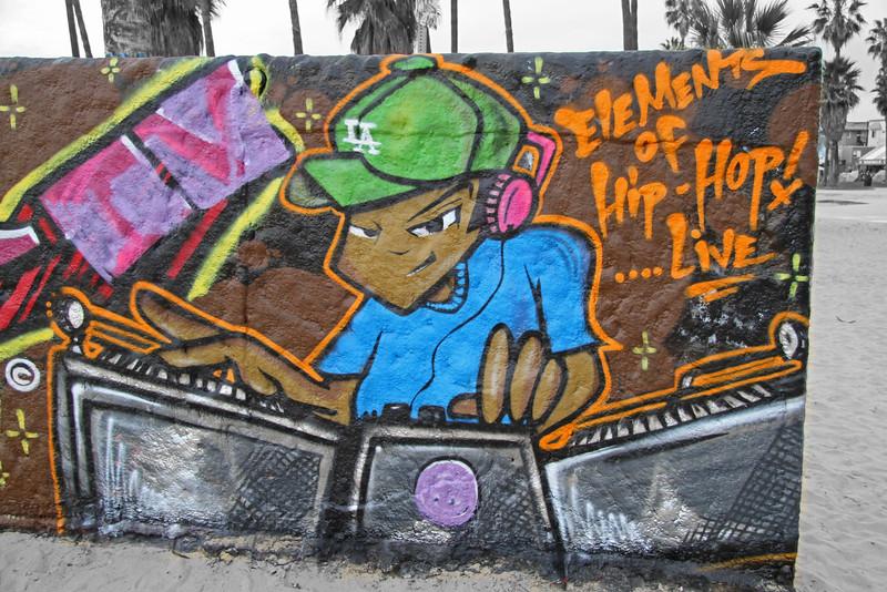 Graffitti DJ