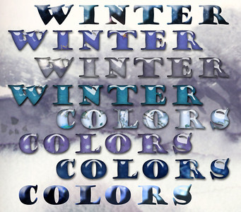 Adobe photoshop styles: winter colors - for free download you visit   http://share.studio.adobe.com (photoshop - styles)