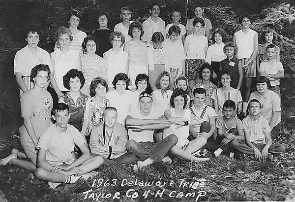 DelawareTribe4HTaylorCoWV1963