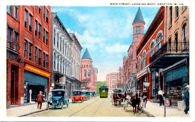 MainStGraftonEarly1900's