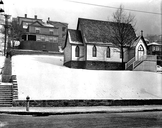 St. Matthias Episcopal Church, Grafton, W. Va.