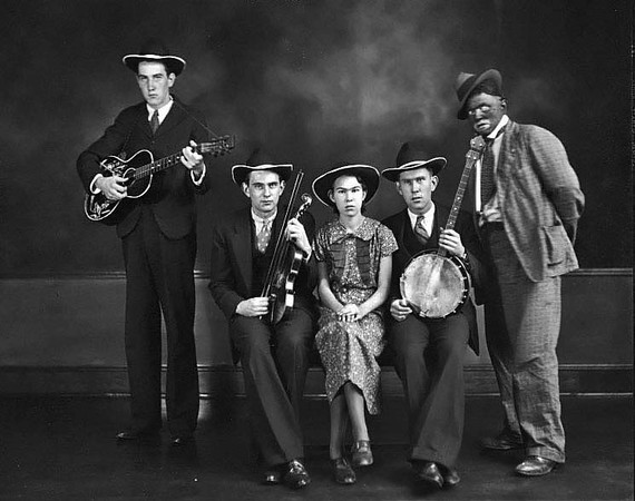 West Virginia Ramblers String Band, Grafton, W. Va.