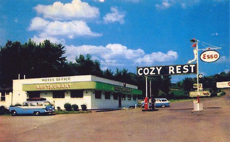 CozyRest1950's