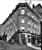 1925 - The front of Morgan's Plumbing on Latrobe Street in Grafton, West Virginia.